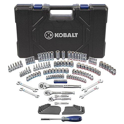 Kobalt 154-piece Socket Set with Case