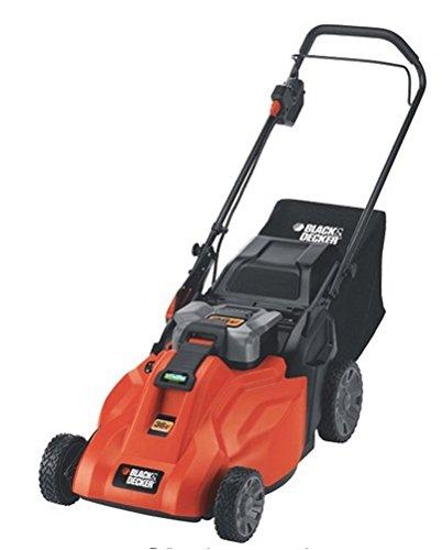 Black Decker CM1936ZA 36V Cordless Lawn Mower  19