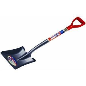 True Temper Square Point True American D-Grip Shovel - 1564500