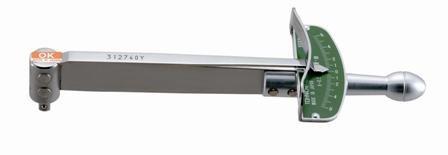 Tohnichi Flat Beam Torque Wrench 4SF 08~4kgfcm
