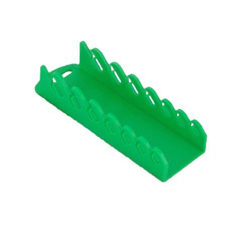 Protoco 5040 Stubby Wrench Rack Green 7-Piece