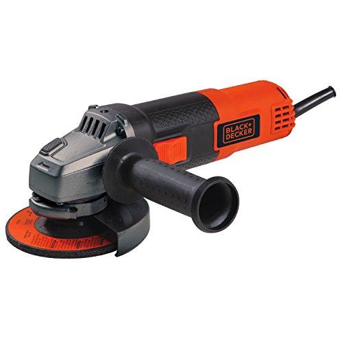BLACKDECKER Angle Grinder Tool 4-12-Inch 65-Amp BDEG400