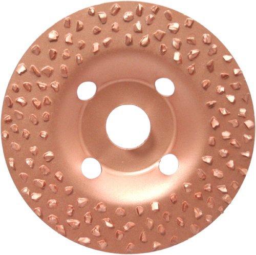 5 Carbide Grinding Cup Wheel for Handheld Grinders - Medium Grit