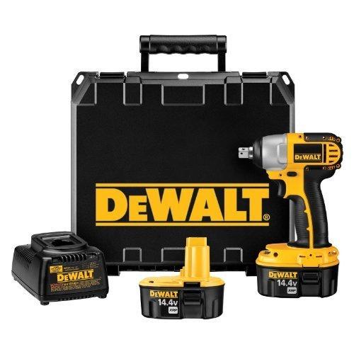 DEWALT DC830KA 144-Volt 12-Inch Compact Impact Wrench by DEWALT