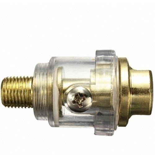 1 Inch BSP Mini In-Line Oiler For Pneumatic Tool&Air Compressor Pipe