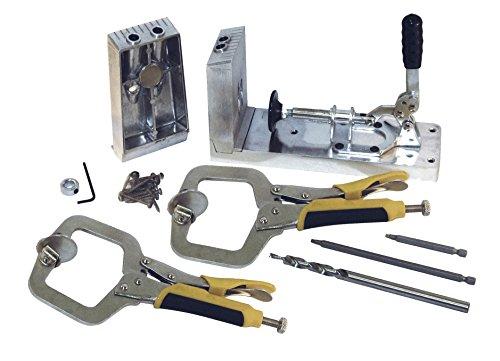 Sommerfelds Pocket Hole Jig - Cast Aluminum