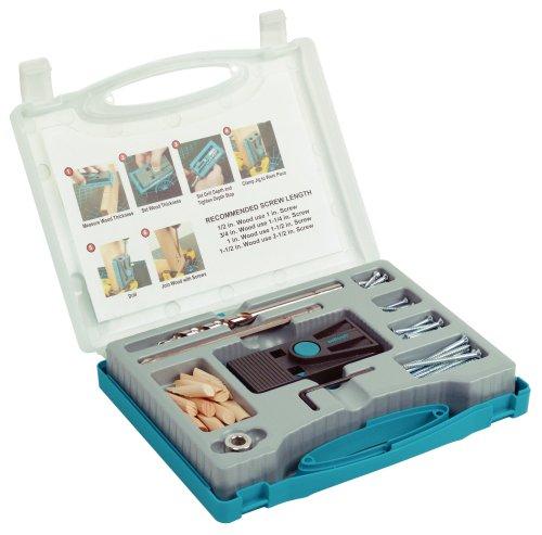 Wolfcraft 4643404 Pocket Hole Jig Kit