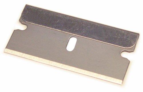 Titan Tools 11036 9 Single Edge Razor Blade - 100 Piece