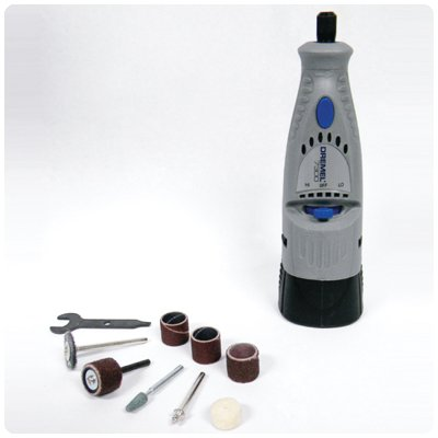 Dremel 7300 MiniMite Cordless Rotary Tool - Rotary Tool