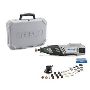 Dremel 8220-128 12 Volt Max Lithium-Ion Cordless Rotary Tool Kit