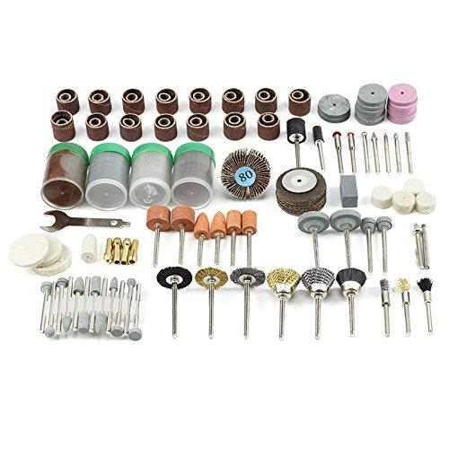 Generic LQ8LQ2288LQ Set - F Accessory Set - Rotary Rotary Tool eme Fits Dremel - Grinding Grindin 216 Piece g Polishin Sanding Polishing US6-LQ-16Apr15-985