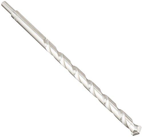 Irwin Tools 5026020 Slow Spiral Flute Rotary Drill Bit for Mason Drill Bit 58 x 13