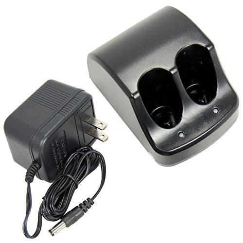 Light SellerDual Battery Charger for Black Decker 36V Versapak VP100 VP110 22-4040 22-4035 VP130 VP100C VP105C VP110C 152370-03 Power Tools TO-36-C