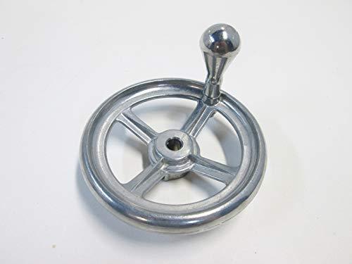Craftsman 10 Contractor Table Saw Metal Handwheel Handle Crank 38 Tilt or Elevation Shaft