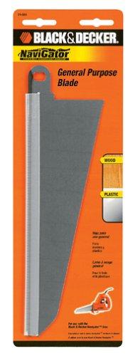 Black Decker 74-591 Large Wood Cutting Blade for SC500 Navigator