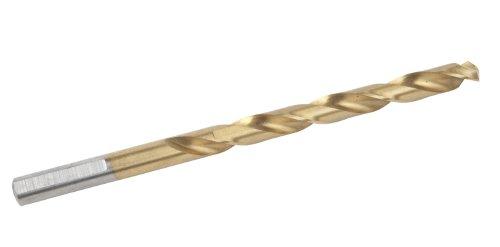Hitachi 728160 38-Inch By 5-Inch 3-Flat Shank Titanium Drill Bit