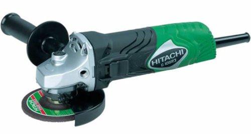 Hitachi G10SR3 4-Inch Angle Grinder