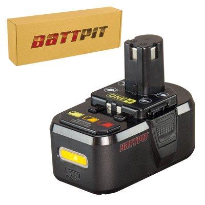"Battpitâ""¢ Jyobi 18V Impact Driver Li-ion Battery"