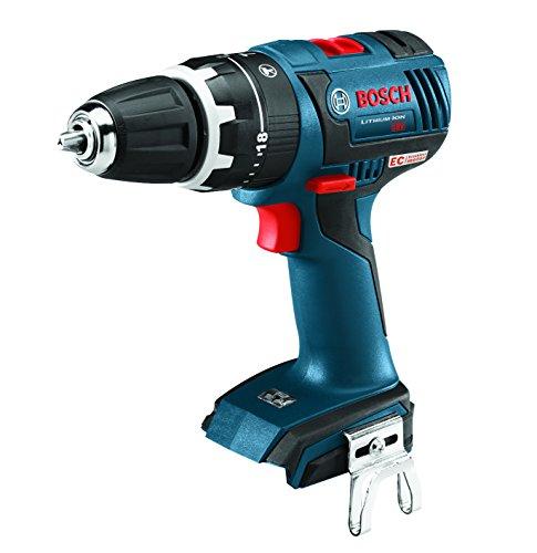 Bosch HDS182B Bare-Tool 18V Brushless Compact Tough Hammer DrillDriver 12