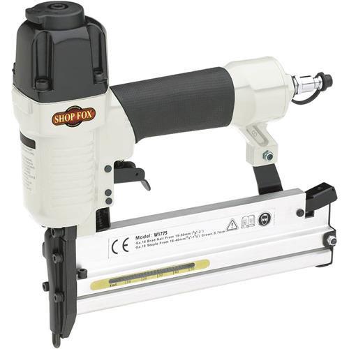 Shop Fox W1775 18-Gauge NailerStapler Kit