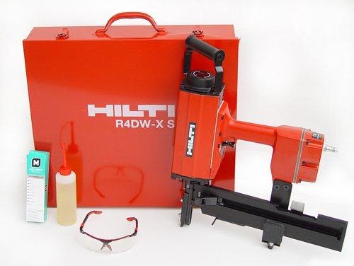 Hilti 00284681 R4DWX-S Air-Actuated Pneumatic Nailer Kit
