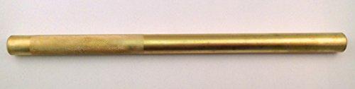 Solid Brass Drift Punch 34 x 11 34 Hand Punch