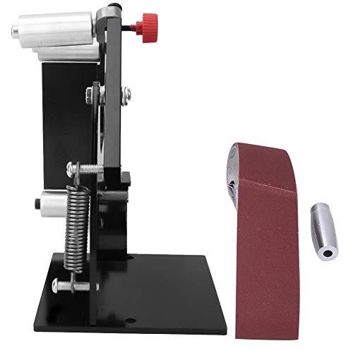 50mm wide belt sander accessories Portable handle circular polishing machineM-14