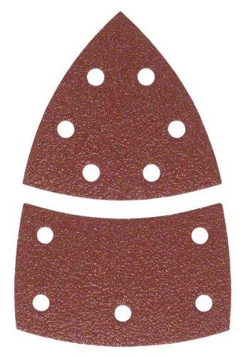Bosch 2609256A61 10-Piece Sanding Sheet Set for Multi-Sanders 102 x 6293 40