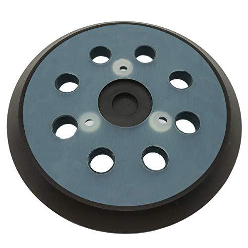 5 Inch Dia 8 Hole Sander Hook and Loop Replacement Sanding Pad For Makita BO5010 BO5030K BO5031K BO5041K XOB01Z Sander