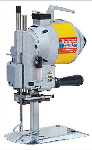 GOWE 110V  220V 5 Inches 370W Auto Sharpening Cloth Cutting Machine Electrical Saw Scissor