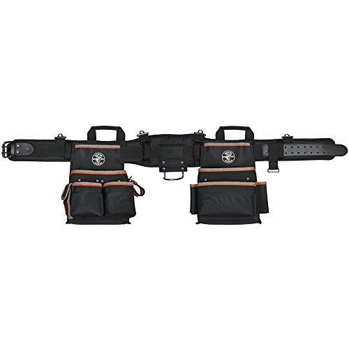 1 - Klein Tools Tradesman Pro Electricians Tool Belt - Medium
