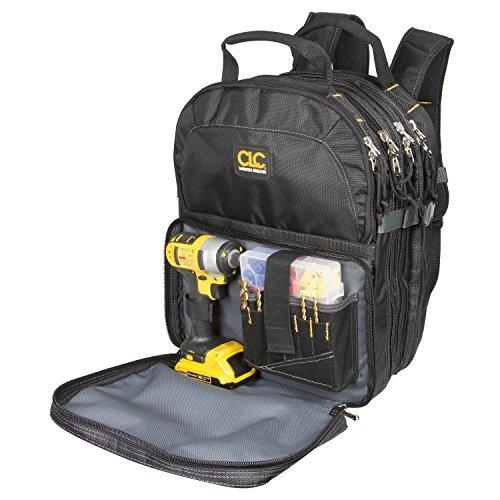 Custom LeatherCraft 1132 75-Pocket Tool Backpack by Custom Leathercraft