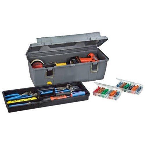 Plano 652-009 Grab-N-Go 20-Inch Tool Box with Tray