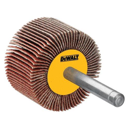 DEWALT DAFE1P0810 34-Inch by 34-Inch by 14-Inch High Performance 80 Grit Flap Wheel