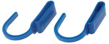 Marshalltown Plastic Tool Hooks 2 piecesPK