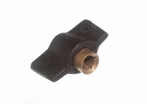 Easy Grip Radiator Bleed Key Solid Brass Plastic Top Plumbing Tool Pack 3