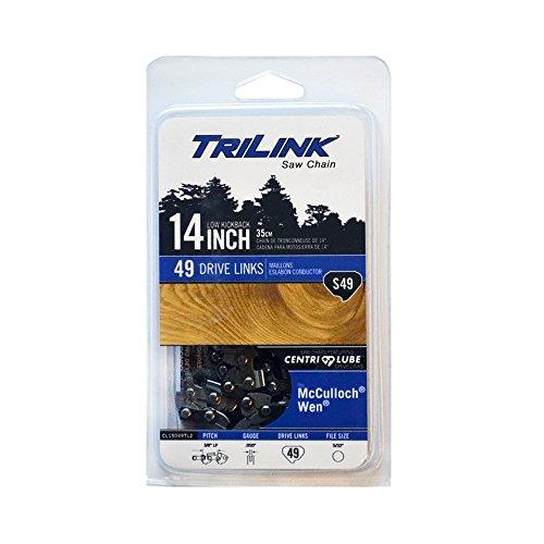 Trilink Saw Chain CL15049TL2 14 Chainsaw Chain S49
