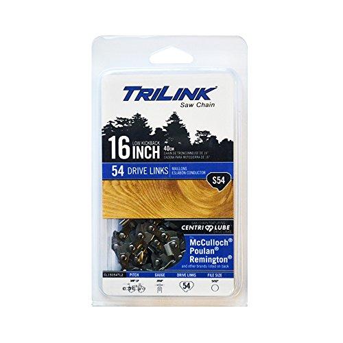 Trilink Saw Chain CL15054TL2 16 Chainsaw Chain S54
