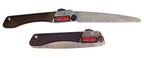 Snobunje Inc Deluxe Steel Handle Folding Saw 1021STEEL