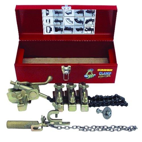 Sumner Manufacturing 781000 ST-110 Standard Clamp Champ Kit 1 to 10 Width Range