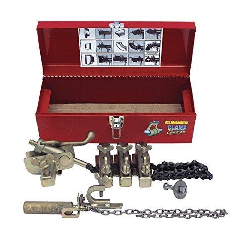 Sumner Manufacturing 781000 ST-110 Standard Clamp Champ Kit 1 to 10 Width Range by Sumner Manufacturing