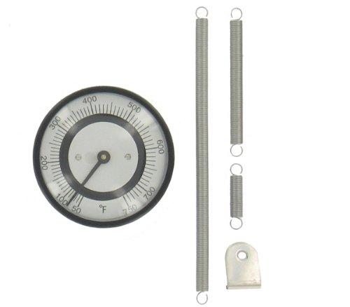 DwyerPipe-Mount Bimetal Surface Thermometer BTP241 0-150°F