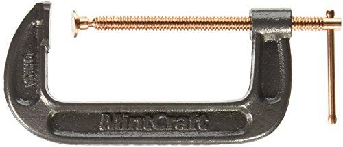 MINTCRAFT JL273653L 1 1 1 C-Clamp Heavy Duty 6-Inch