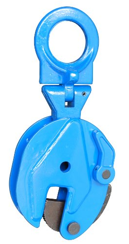 i-Lift Equipment ICD2 Universal Plate Clamp 4400 lb Working Load Limit