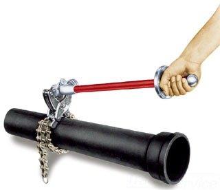 Ratchet Soil Pipe Cutter 1 12-6 In