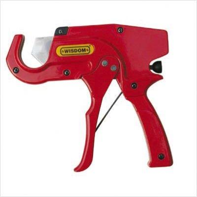 HIT Tools 22-PCP112 Ratchet PVC Cutter OD Cap 1 12