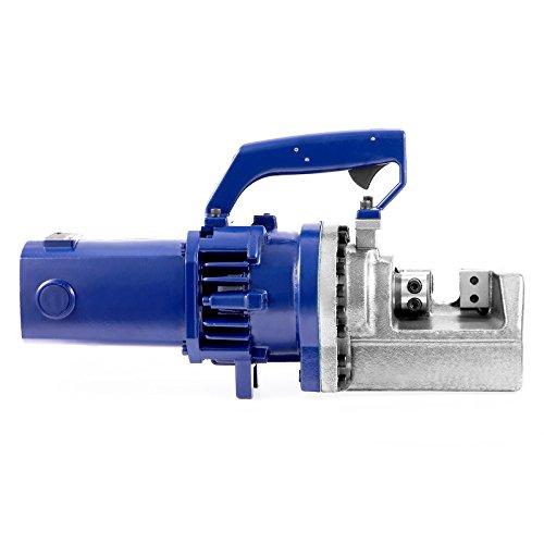 Happybuy Electric Rebar Cutter 1 8 Electric Hydraulic Rebar Cutter 110 Volt 1440W Rebar Cutter Bender 4 Second Cutting 1 25mm