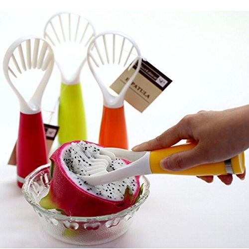 Multifunction Fruit Digging Tool Dig Spoon Slicer