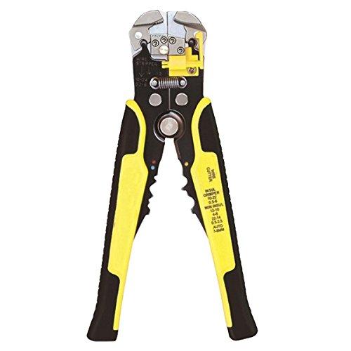 Raomdityat Wire Stripper Tool Self-adjusting Cable Stripper