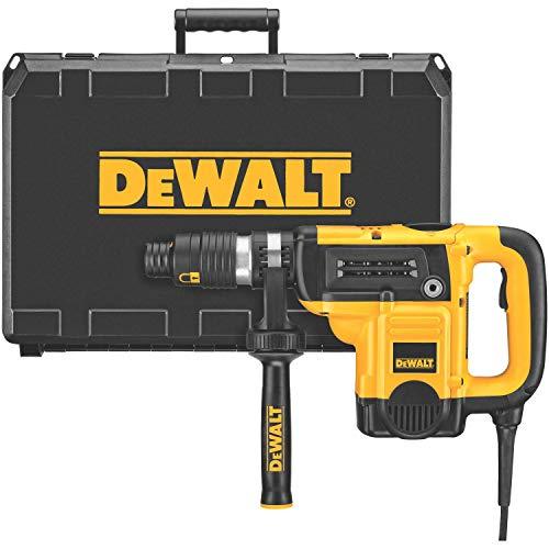 DEWALT D25553KR 1-916-Inch Spline Combination Hammer Kit Renewed